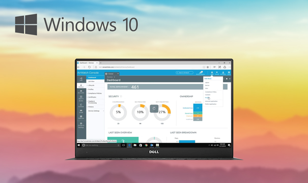 Domain Join für Windows 10 Enterprise