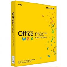 Office 2011 Home and Student für Mac, image