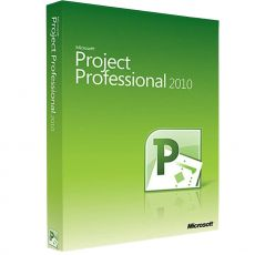 Project Professional 2010, image