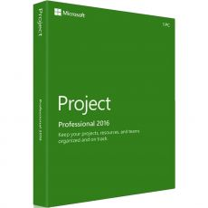 Project Professional 2016, image
