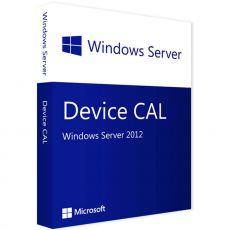 Windows Server 2012 - Device CALs, Client Access Licenses: 1 CAL, image