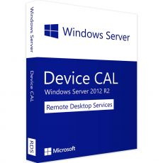 Windows Server 2012 R2 RDS - Device CALs, Client Access Licenses: 1 CAL, image