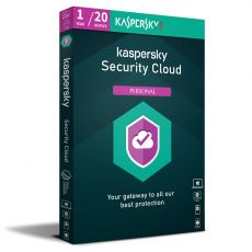 Kaspersky Security Cloud, Runtime : 1 Jahr, Device: 20 Devices, image