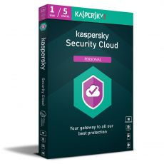 Kaspersky Security Cloud, Runtime : 1 Jahr, Device: 5 Devices, image