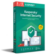 Kaspersky Internet Security 2020-2021, Runtime : 1 Jahr, Device: 5 Device, image