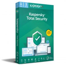 Kaspersky Total Security 2021-2022, Runtime : 1 Jahr, Device: 1 Device, image