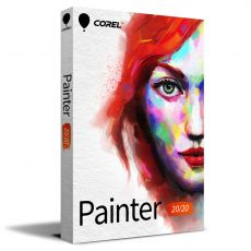 Corel Painter 2020, image